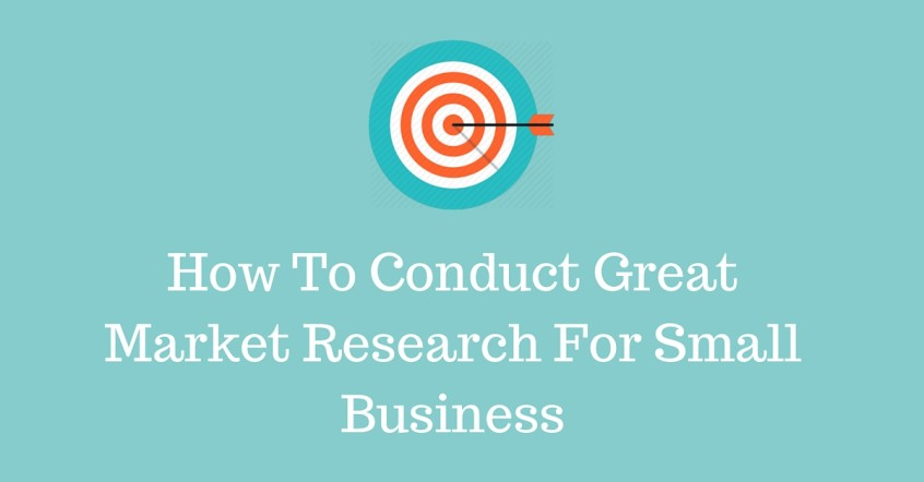 Small Business Market Research