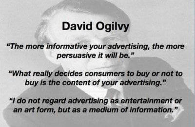 David Olgevy quotes