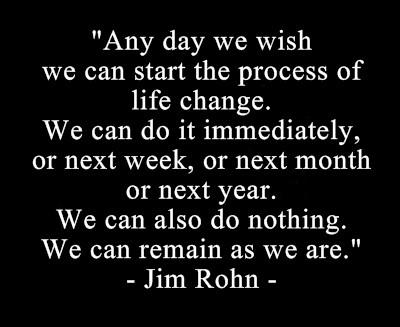 Jim Rohn Life Quotes