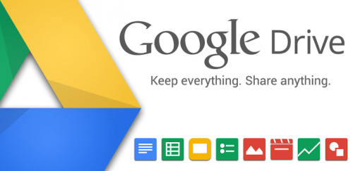 Use Google Drive to store operations manual documents in the cloud