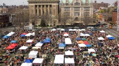 Local flea market to start business