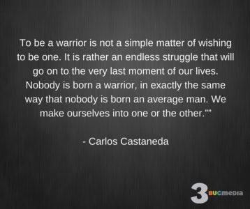 Carlos Castaneda Quote