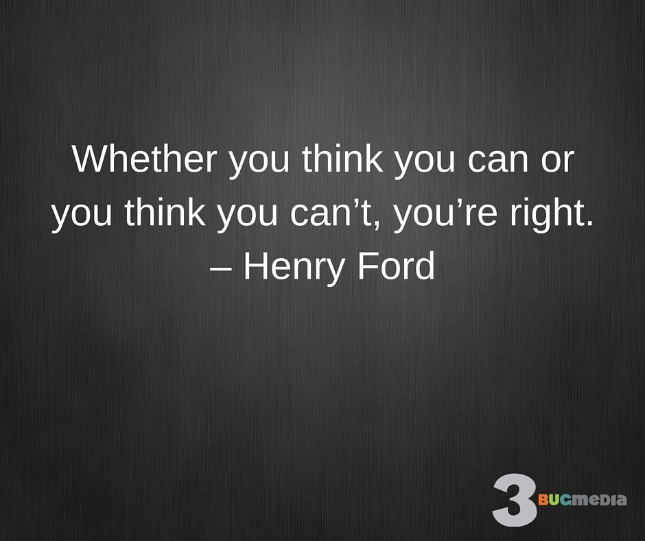 Inspirational Quotes About Failure: Henry Ford Quote