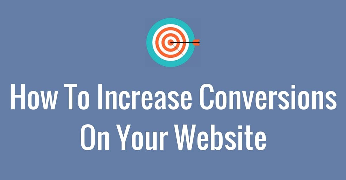 How Increase Conversions on Website Small Business