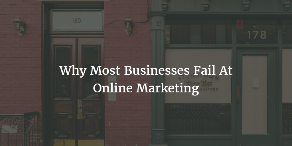 8 Reasons Why Ecommerce Businesses Fail