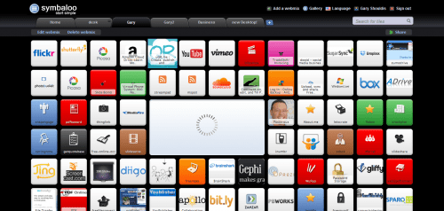 bookmark useful tools and services for easy access