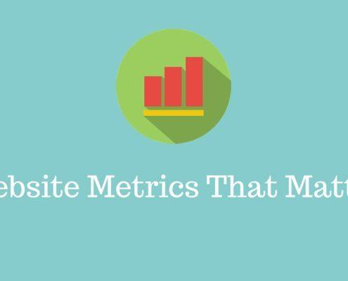 Important Website Metrics For Business
