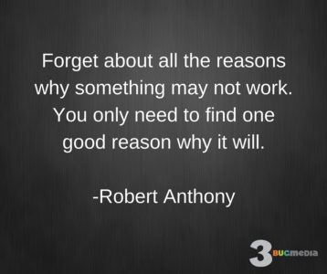 Robert Anthony Quote