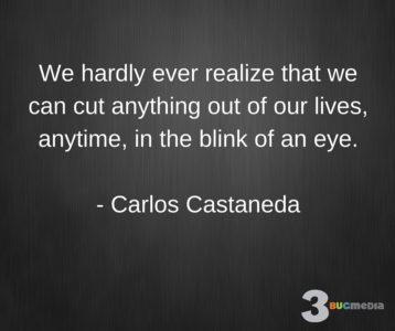 Carlos Castaneda Quotes