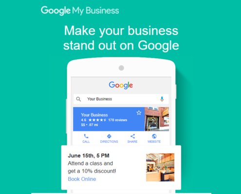 Google Post For Google My Business