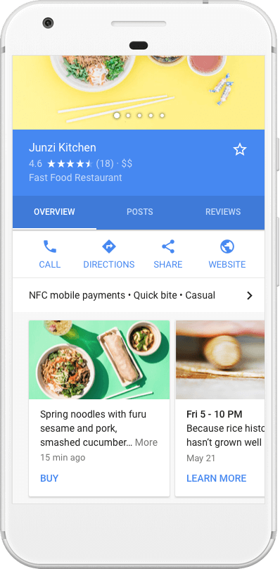 Sample Post To Google My Business Listing